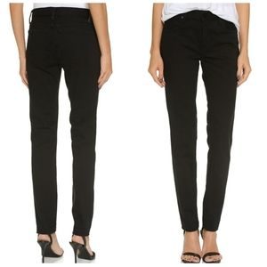Alexander Wang Black Relaxed Fit Wang 002 Jeans